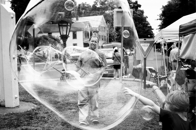 Paul, the Bubble Man (1)